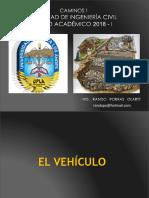 Caminos i 2018 - i (02 Vehiculos)