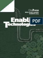 1P 2019 Science Guide - Enabling Technologies