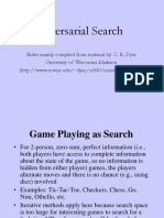 Adversarial Search