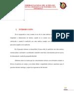 INFORME DE MEDICIONES CON CINTA MÉTRICA-TOPOGRAFÍA