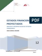 Estados Financieros Proyectados Pagina 1