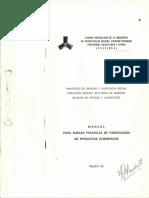 161787842 Manual Para Buenas Practicas de Fabricacion de Productos Cosmeticos