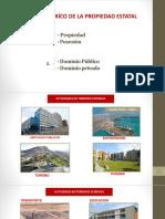 REGIMEN JURIDICO DE LA PROPIEDAD ESTATAL