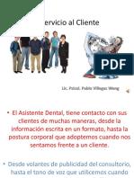 Servicio Al Cliente Dental