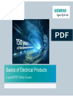 03.Basics of Electrical Products