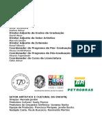 Programa RECITAL de FORMATURA - Guilherme Gonçalves