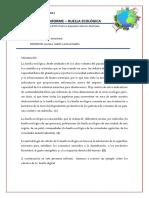 EDUCACIÓN AMBIENTAL   2018