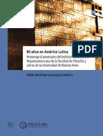80 Años en América Latina