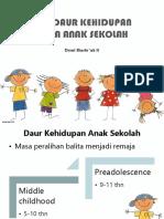 Gizi Daur Anak Sekolah
