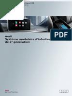 SSP 648 Système modulaire d'infodivertissement de 2e génération