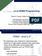Rdma Intro Module (1)