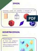 Resumo poliedros