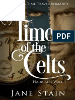 Stain, Jane - [Hadrian's Wall Book 1] - Time of the Celts_ a Time Travel Romance
