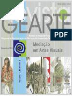revista GEARTE