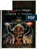231102290 Egiptian Charms and Amulets for Protection