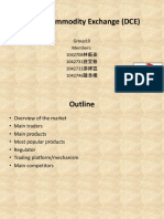 Dalian Commodity Exchange_