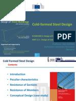 08 Eurocodes Steel Workshop DUBINA