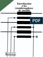 161529720 Introduccion a Los Transformadores de Medida Arteche