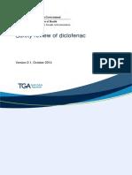 Medicines Review Safety Diclofenac