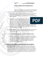 Informe de Tecno (Albaliñeria)