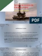 Cementacion de Pozos de Petroleo y Gas
