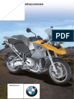 manual BMW R 1200 gs 2005