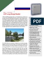 LR-3000 Product Sheet