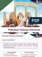 p100 Principais Falacias Informais