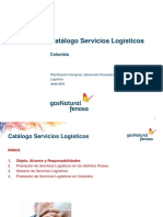 Catálogo Servicios Logísticos Colombia v4
