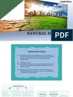 Natural Disaster-Micro Teaching