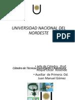 Tecnicas anestésicas del Maxilar Inferior (teórico)