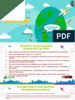 Requisitos de Inscripcion Movilidad Academica 2019