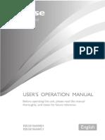 RB381N4WC1 User Manual