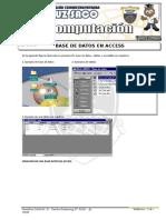 Computación - 4to Año - IV Bimestre - 2014