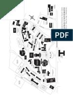 Bob Jones University Campus Map