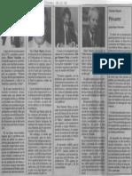 Edgard Romero Nava - Opinion Privatizacion - El Diario de Caracas 18.02.1990