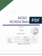 SCADA Standard Final