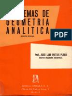 Probelmas Geometria Analitica