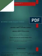 Espacio de Envío Documento Matriz DOFA