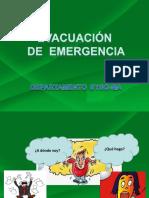 Capacitación Evacuación