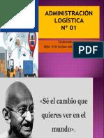 1 ALOG - Introducción Logistica
