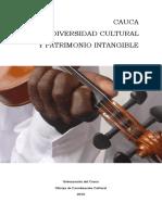 Cauca Diversidad Cultural