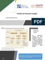 Modelo de Evaluacion Integral