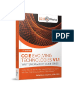 CCIE Evolving Technologies V1.1 CCIE Written Exam Cert Guide Series Technet24
