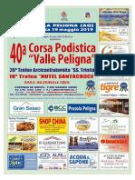 Valle Peligna 2019