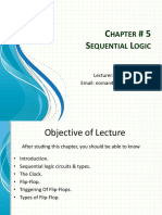 5 Sequential Logic Digital Logic Designing