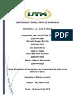 Investigacion Impacto Social Durante Los Años 2007-2008-2009