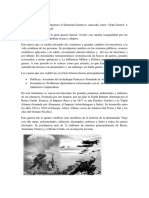 Historia 1ra Guerra Mundial
