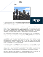 CHILE Patrimonio Unesco