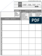 Lesson Plan Template - Final